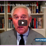 Who is Roger Stone to Donald Duck?