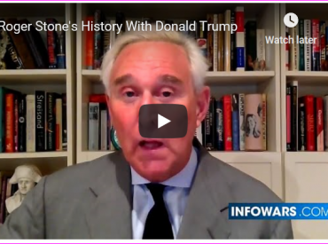 roger stone connection to donald duck