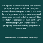 What is Gaslighting by Forensic Psychology and Social Psychology definition?